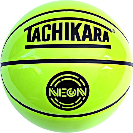 NEON YELLOW BASKETBALL