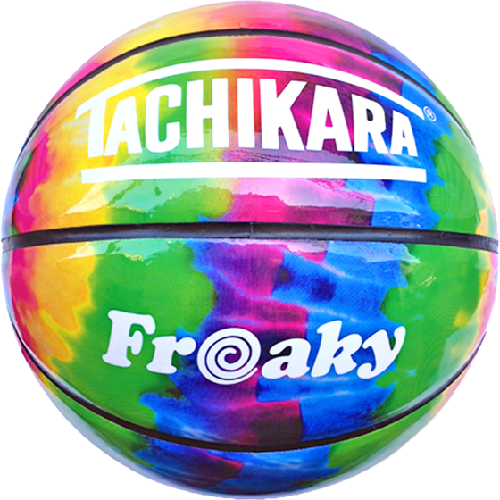 Freaky RAINBOW BASKETBALL